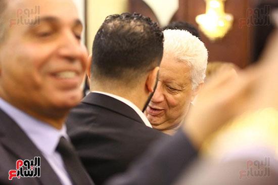 عزاء محمد حسنى مبارك (53)