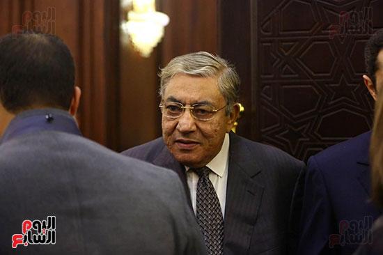 عزاء محمد حسنى مبارك (9)