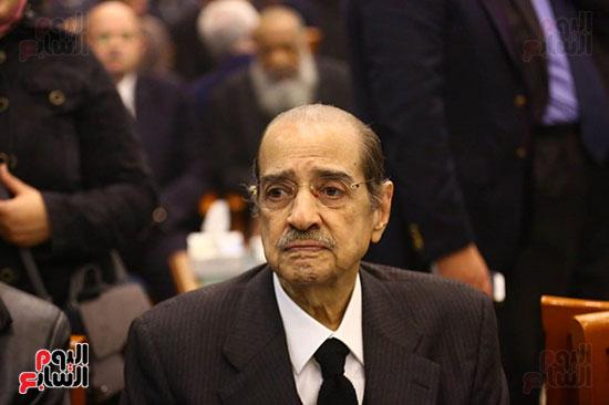 عزاء محمد حسنى مبارك (12)