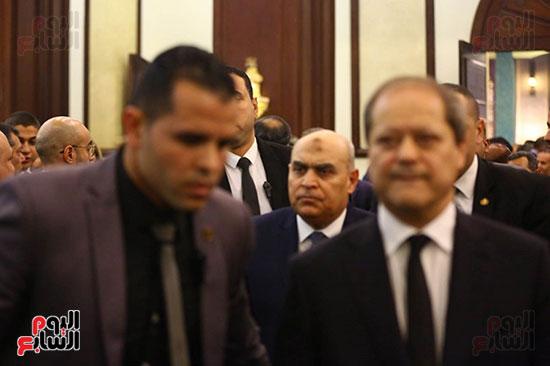 عزاء محمد حسنى مبارك (22)