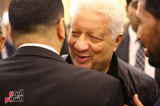عزاء محمد حسنى مبارك (57)