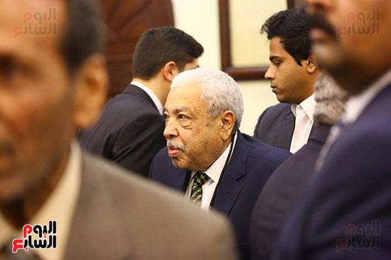 عزاء محمد حسنى مبارك (42)