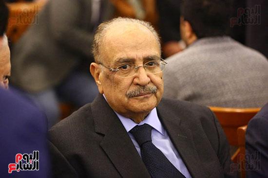 عزاء محمد حسنى مبارك (27)