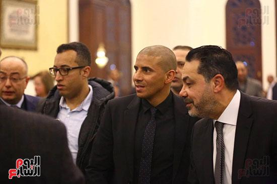 عزاء محمد حسنى مبارك (25)
