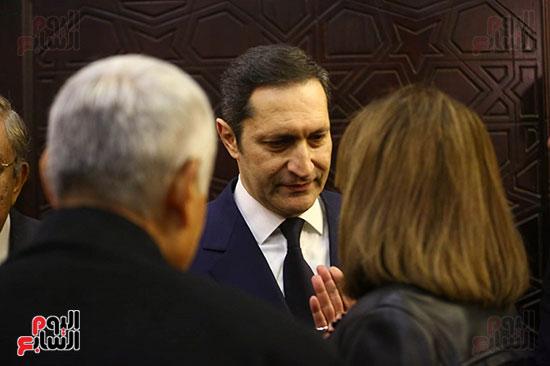 عزاء محمد حسنى مبارك (7)