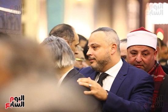 عزاء محمد حسنى مبارك (6)