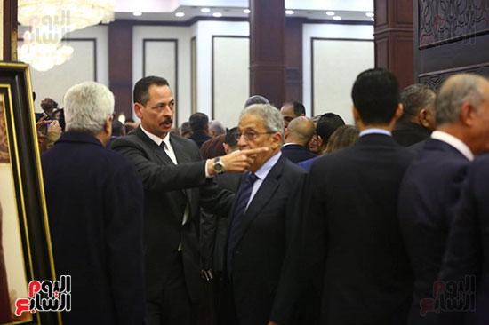 عزاء محمد حسنى مبارك (10)