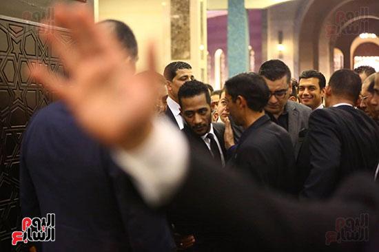 عزاء محمد حسنى مبارك (65)