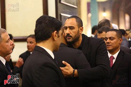 عزاء محمد حسنى مبارك (61)