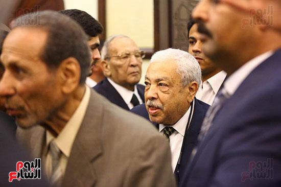 عزاء محمد حسنى مبارك (38)