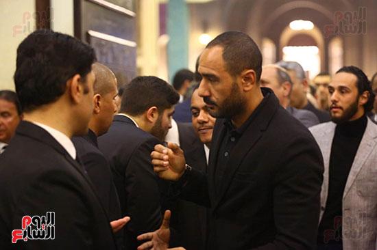 عزاء محمد حسنى مبارك (62)