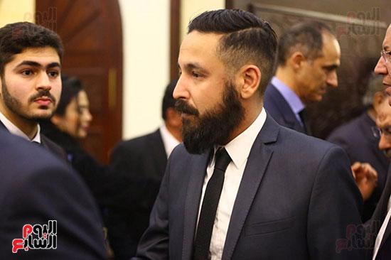 عزاء محمد حسنى مبارك (43)