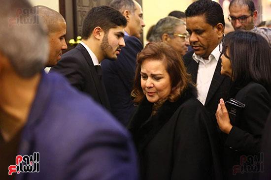 عزاء محمد حسنى مبارك (4)