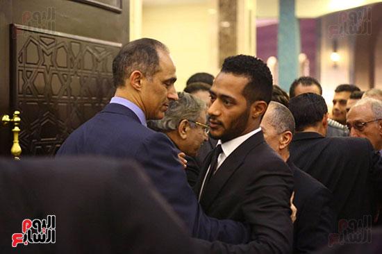 عزاء محمد حسنى مبارك (56)