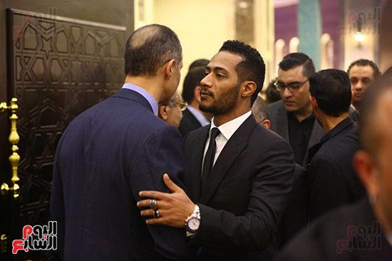 عزاء محمد حسنى مبارك (46)