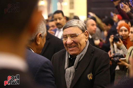 عزاء محمد حسنى مبارك (5)