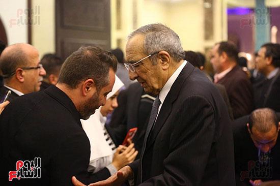 عزاء حسنى مبارك (1)