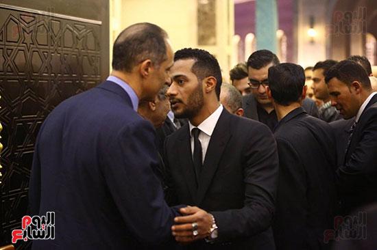 عزاء محمد حسنى مبارك (64)