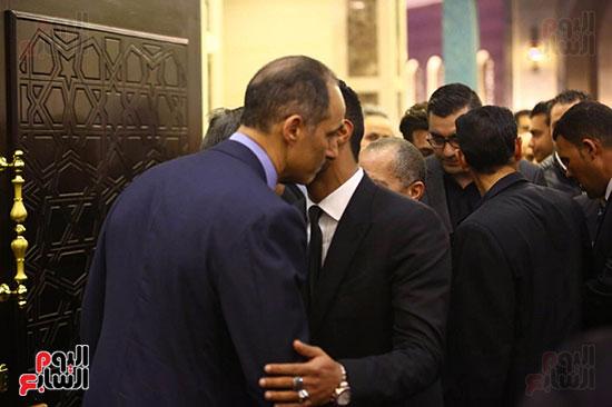 عزاء محمد حسنى مبارك (47)