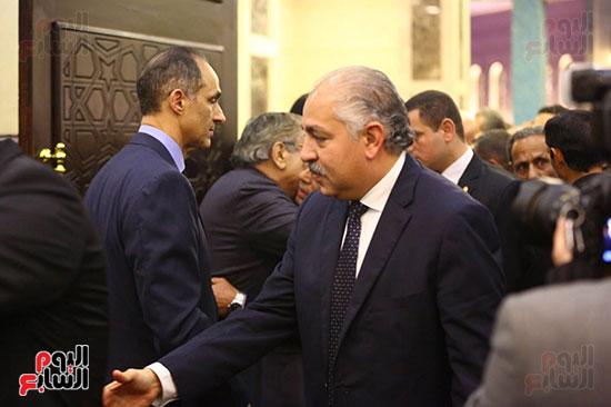 عزاء محمد حسنى مبارك (35)