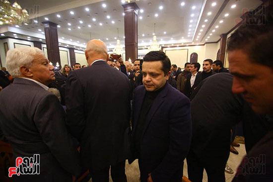 عزاء محمد حسنى مبارك (55)
