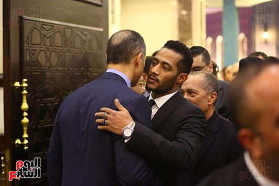 عزاء محمد حسنى مبارك (48)