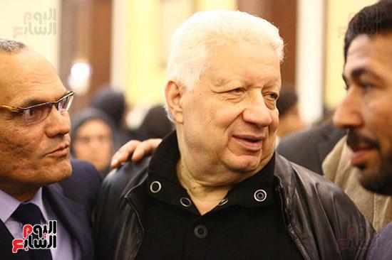 عزاء محمد حسنى مبارك (58)