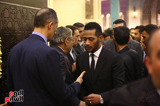 عزاء محمد حسنى مبارك (66)