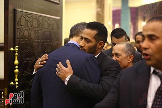 عزاء محمد حسنى مبارك (51)
