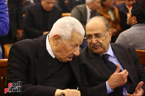 عزاء محمد حسنى مبارك (26)