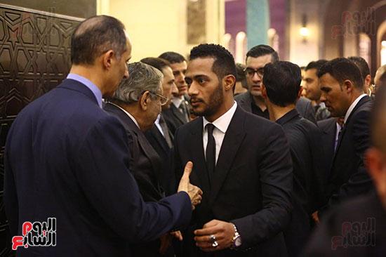 عزاء محمد حسنى مبارك (63)