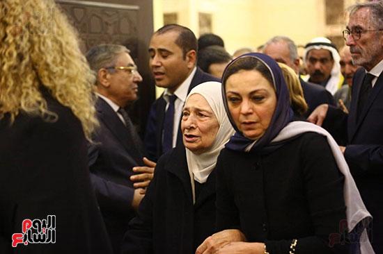 عزاء محمد حسنى مبارك (32)