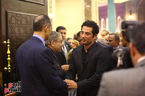عزاء محمد حسنى مبارك (33)