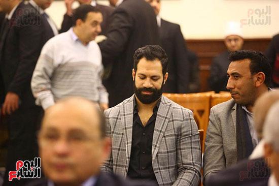 عزاء محمد حسنى مبارك (59)