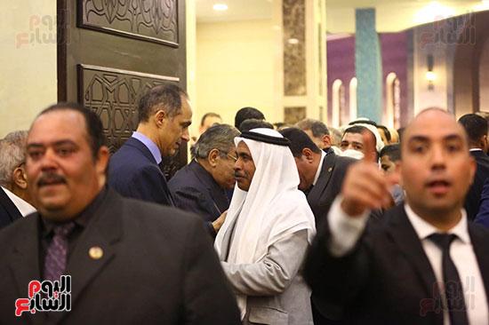 عزاء محمد حسنى مبارك (45)