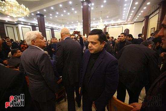 عزاء محمد حسنى مبارك (54)
