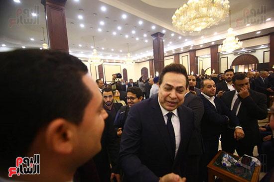 عزاء محمد حسنى مبارك (52)