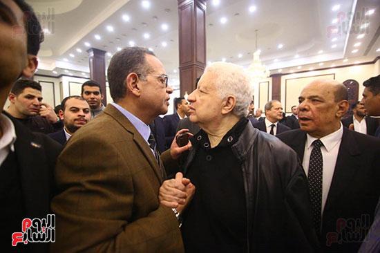 عزاء محمد حسنى مبارك (60)