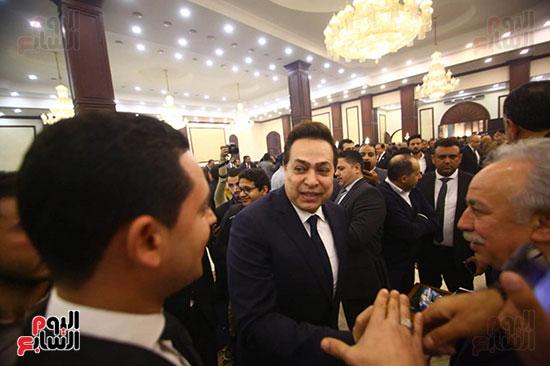 عزاء محمد حسنى مبارك (50)