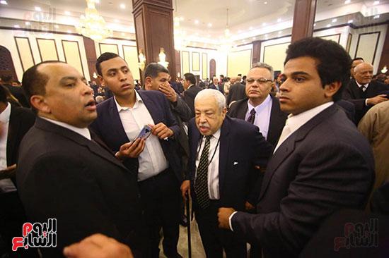عزاء محمد حسنى مبارك (41)