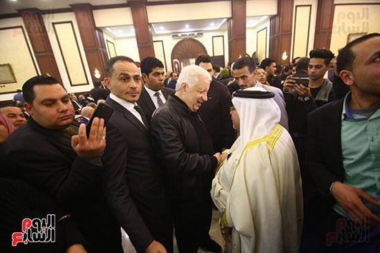 عزاء محمد حسنى مبارك (44)