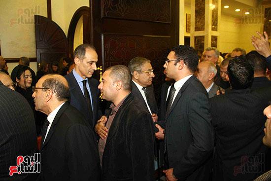 عزاء محمد حسنى مبارك (11)