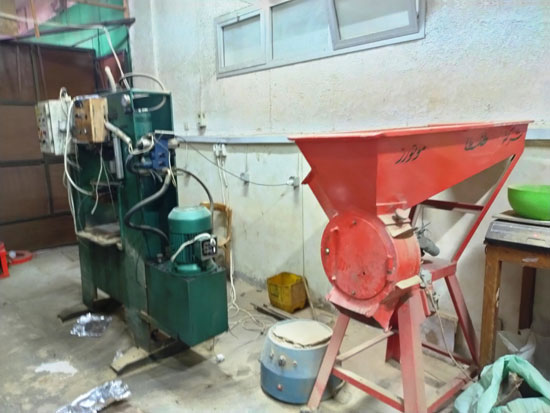 لقمامة تتحول لنعمة داخل هندسة طنطا (4)