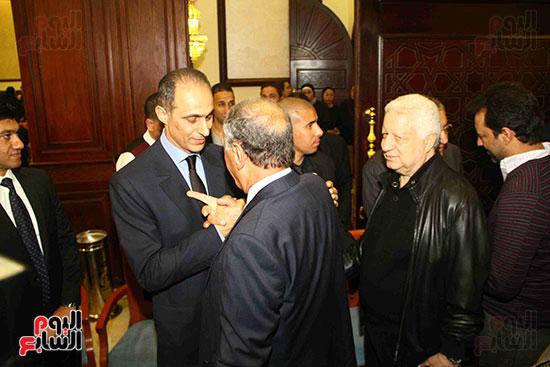 عزاء محمد حسنى مبارك (8)