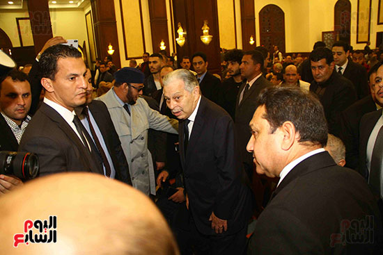 عزاء حسنى مبارك (3)