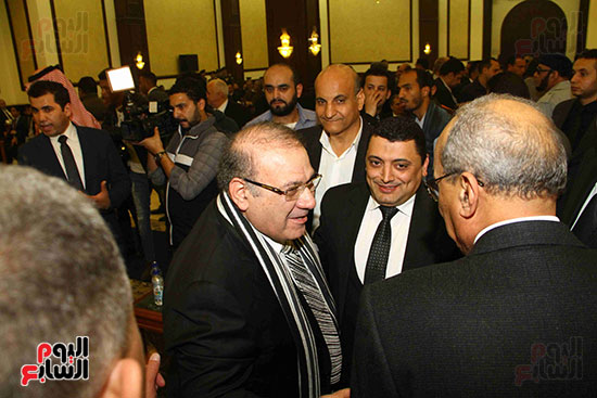 عزاء محمد حسنى مبارك (2)
