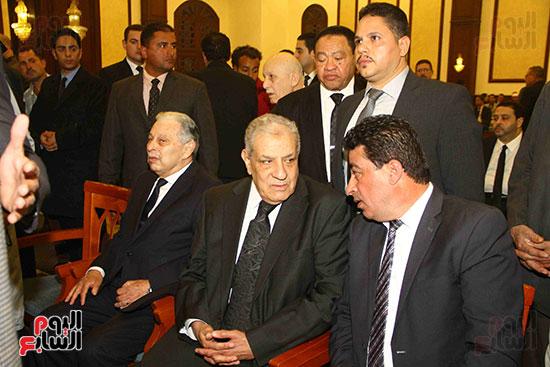 عزاء حسنى مبارك (4)