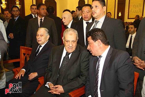 عزاء حسنى مبارك (5)