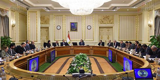 لقاء وفد الاتحاد الدولى لكرة اليد   (3)