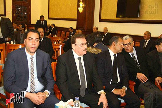 عزاء محمد حسنى مبارك (1)